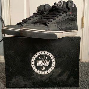 6f896e38a0 Vans Shoes - Vans x Shadow Conspiracy Mids